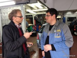Timo Gerstel im SWR-Interview