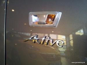 Das Opel-Active-Emblem