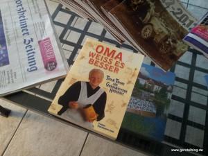 """Buch """"Oma weiss es besser"""""""