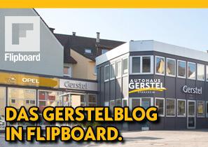 Das Gerstelblog in Flipboard