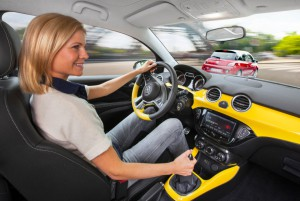 Opel ADAM mit IntelliLink