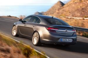 Der neue Opel Insignia - Rückansicht