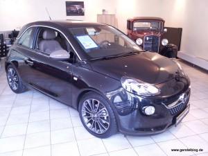 Opel ADAM Seitenansicht