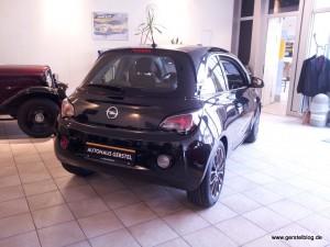 Opel ADAM Rückansicht