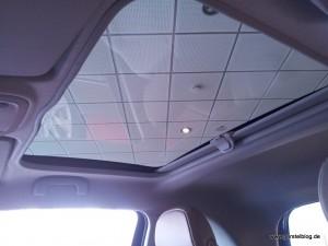 Opel ADAM Panorama Sonnendach
