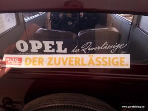 Opel, der Zuverlässige