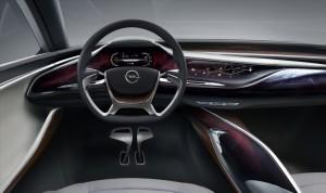 Opel Monza Concept Cockpit