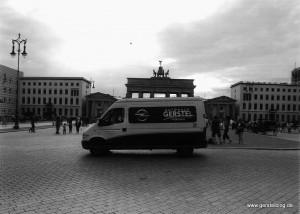 Der Gerstel-Movano in Berlin