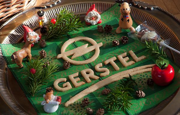 Weihnachten 2013 bei Gerstel