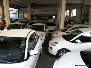 Ganz, ganz viele Opel ADAM
