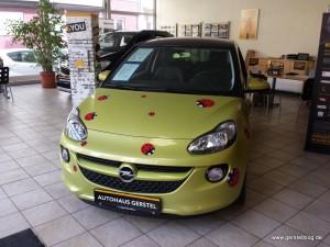 "Opel ADAM ""Ladybug"" by Gerstel"