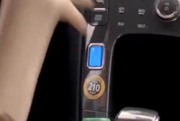 Winterreifen-Geschwindigkeitsbegrenzung auf 210 km/h - bei einem Opel Ampera.