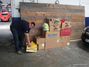 Spendenpakete