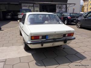 Opel Kadett C2 Stufenheck