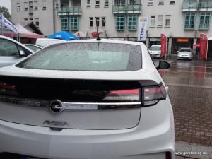 Opel Ampera in Mühlacker auf dem E-Mobilitätstag 2014
