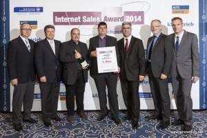Internet-Sales Award 2014