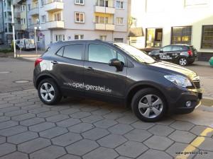 Der Opel Mokka aus Saragossa