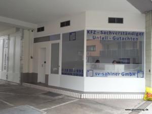 Außenansicht SV-Sahiner GmbH