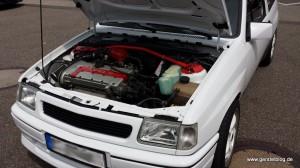 Getunter Opel Corsa A mit 2,0-Liter-Motor