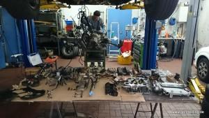 Motoraufbereitung