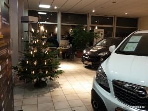 Weihnachtsbaum 2014 des Verkaufs
