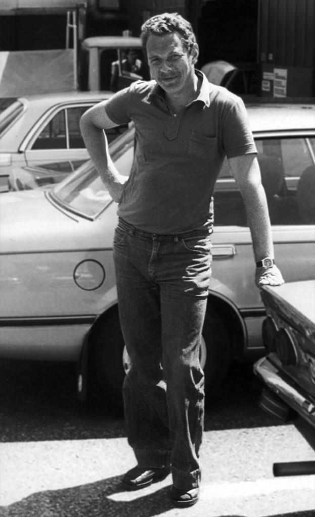 Günther Gerstel (1946-2015)