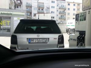 Vauxhallized Volkswagen