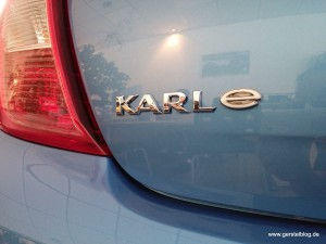 Opel KARL e