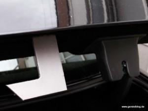 Zusätzlicher Fanghaken in einem Opel-Fahrzeug