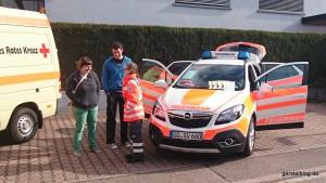 Opel Mokka als Feuerwehrfahrzeug