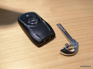 Der Keyless-Open-Schlüssel des Astra K