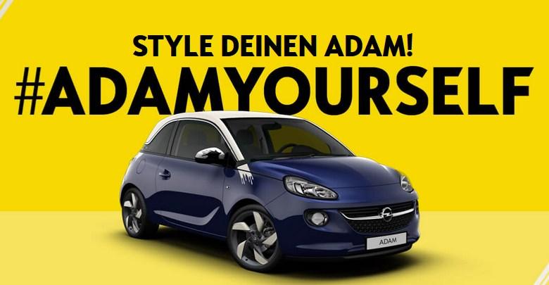 #ADAMYOURSELF