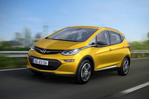 Opel Ampera-e Vorderansicht