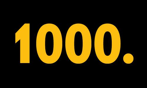 Artikel Nr. 1000