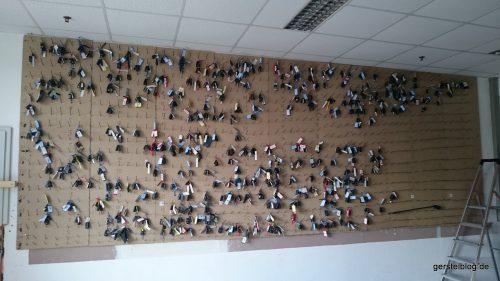 Schlüsselwand