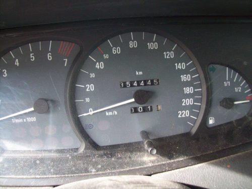 Opel Omega B Langläufer mit 354.000 km